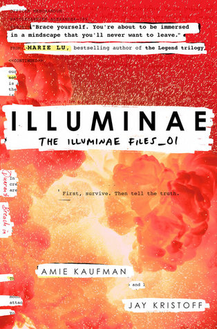 Illumimae (Illuminae Files #1) by Amie Kaufman and Jay Kristoff