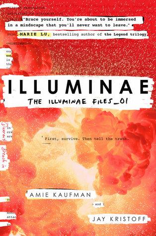 Illumimae (Illuminae Files #1) by Amie Kaufman and Jay Kristoff